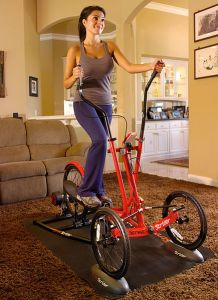 Perdre du poids avec le vélo elliptique
